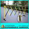 Aluminum Temporary Road Safety Barrier Expandable Barricade
