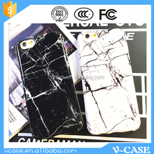 Fashion Pattern Printed Hard PC Marble Waterproof Phone Case For LG G Pad 7.0 V400