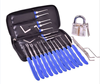 Lock Pick Set 24 Pcs With