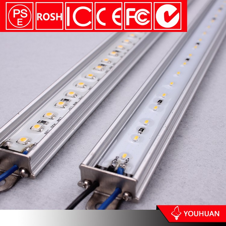 Top Quality Aluminum Alloy Outdoor Lighting Hot Sale 5630 Smd Led Rigid Light