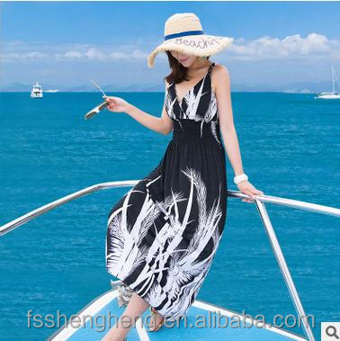 Fashion Women clothing Sleeveless Pleated Dress in Satin with High Neck Ice Silk Women Dress