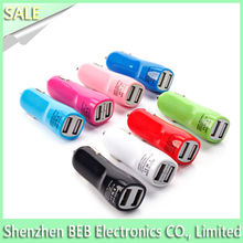 5V 2.1A car charger for power line has attractive price