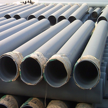 chinese supplier high pressure 560mm pvc water supply pipes