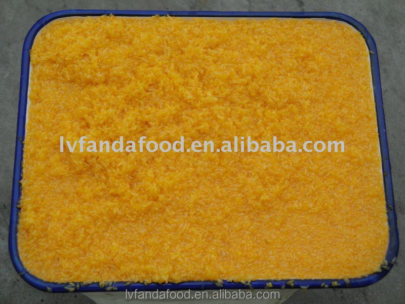 Mandarin orange pulp/sacs for juice wholesale