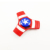 2017 Hot Selling Zinc Alloy Triangle Crab Hand Spinner