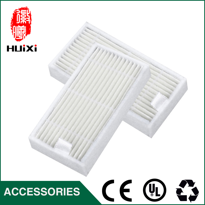 Replacement Vacuum Cleaner HEPA Filter to Filter Dust for X500 X580 KK8 ML009 CR120 CR121 CEN540 Robot Vacuum Cleaner Parts