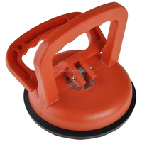 Mighty plastic single cup suction lifter ,pump suction cup lifter,vacuum hand pump suction cup