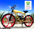 steel Material and motorized chopper bike Type chopper bicycle