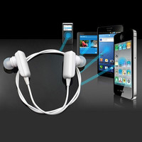 Portable bluetooth headphone Wireless Stereo Bluetooth Headphone for mobile phone 5s samsung 9500 s4