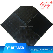 china factory cheap price Fast delivery cheap horse stall rubber mat