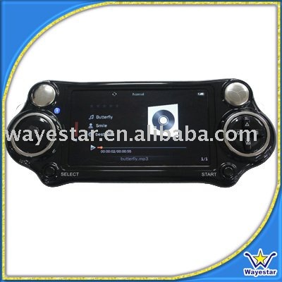 Portable Game Player mp4 with camera