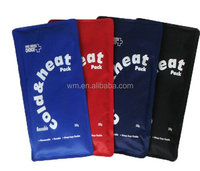 Promotional hot cold gel pack/ medical ice pack in various colors