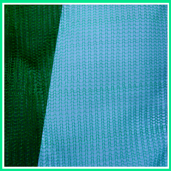 green mesh bag for date covering 80*100cm