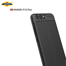 2017 Hot Selling Shockproof Carbon Fiber TPU, Mobile Phone Case For Huawei P10 Plus