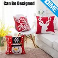 Christmas Red Wholesale Handmade Fornasetti Cushion Cover