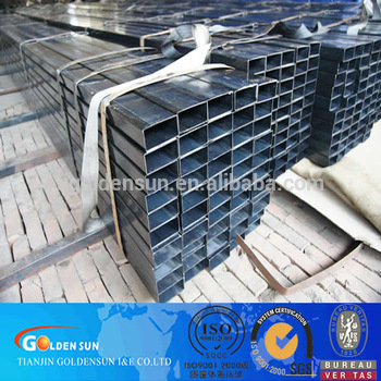 200X200mm Carbon Steel Square Pipe for Metal Building Material