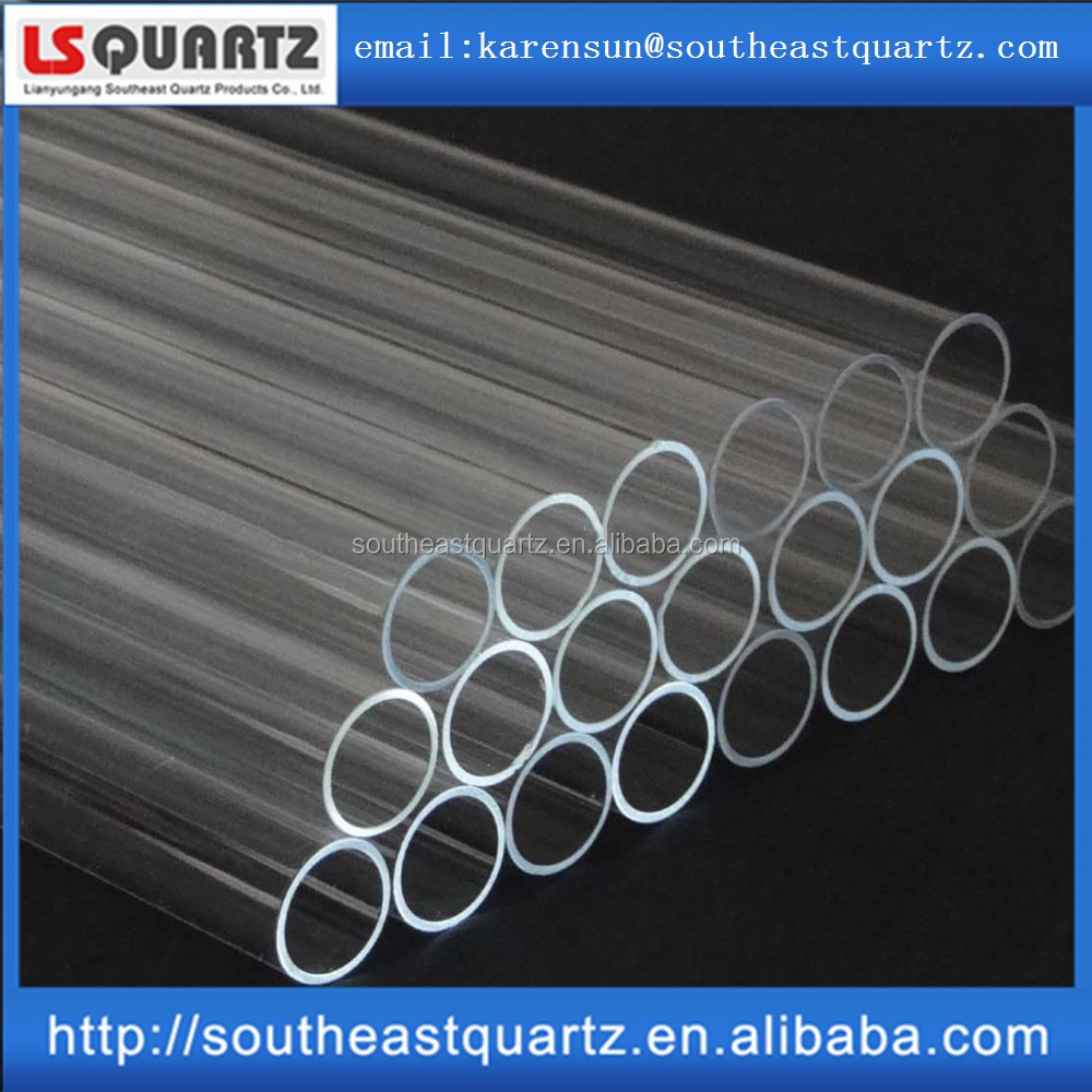 Quartz tube heating element from southeast quartz lianyungang jiangsu