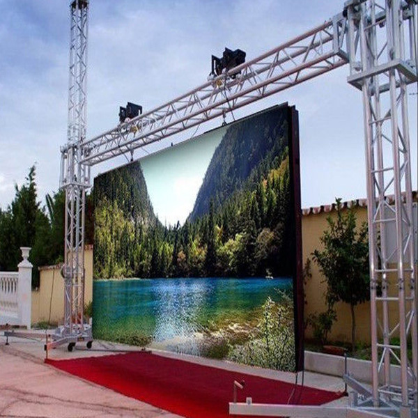 Manufacturer Video Display <strong>P10</strong> <strong>LED</strong> Screen Indoor Outdoor <strong>LED</strong> Advertising Rental for Sale