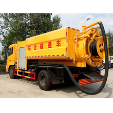 2018 Hot Sell Tanker 10M3 High Pressure Floor Clean Washung Washing Vehicle