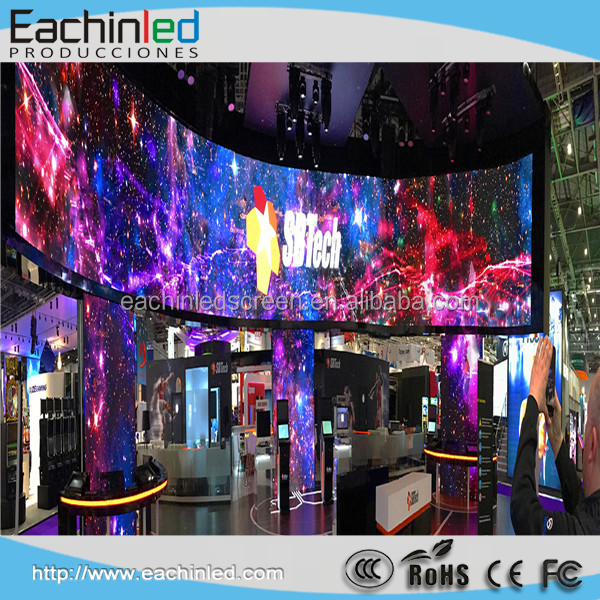 LED DJ Booth To Display Video/led display cabinet