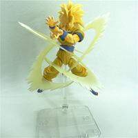 Goku seven dragon ball dragon ball z action figures toys 14cm tall