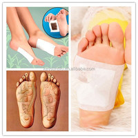 bamboo slimming detox foot patch,gold detox foot patch