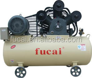 22kw 30hp 8bar Fusheng style low and high pressure air piston compressor