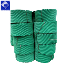 High quality pvc fill for cooling tower and evaporative condenser