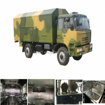 military mobile food truck for sale