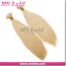 thick sales promotion custom fifted hair weaving remy russian blonde hair extensions