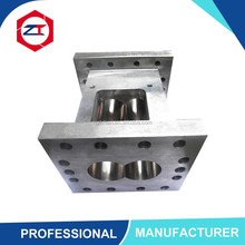 Machinery spare parts of twin screw extruder