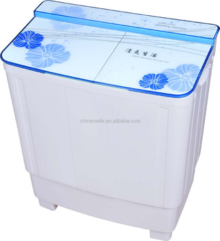 Semi-auto Twin-tub washing machine