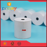 China manufacturer 2 ply thermal paper rolls with cheapest price
