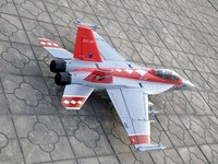 F18 Radio control unique rc planes