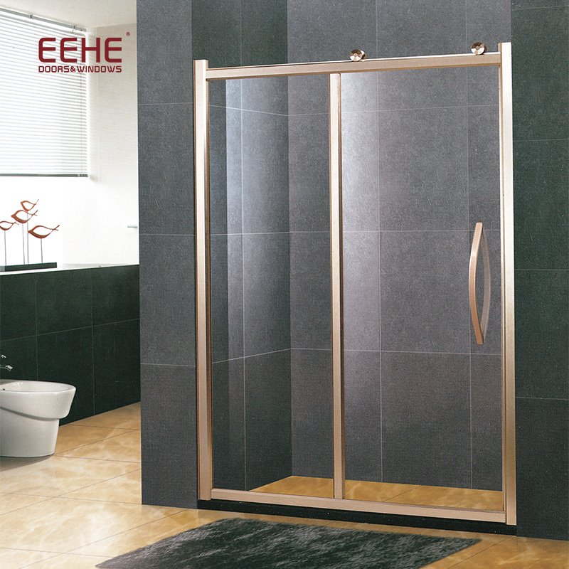 Glass Hinged Shower Cubicle Steam Room in China