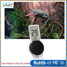 Digital Reptile Thermometer Temperature Vivarium Rearing Box Thermometer Humidity Hygrometer