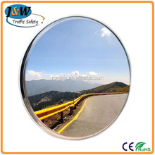2015 Hot Selling Waterproof Acrylic Outdoor Traffic Convex Concave Mirror