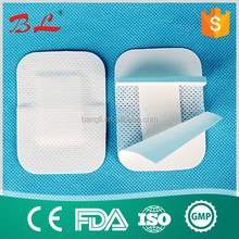 Disposable Non-woven Medical Self Adhesive Wound Dressing Large Band aid Bandage