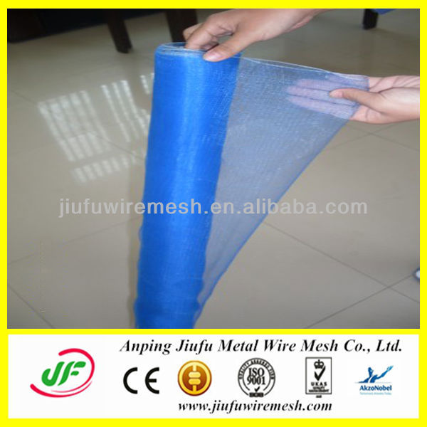 High Quality Recyclable Plastic Window Screen / plastic Mosquito Meshes