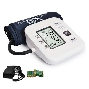 Hypertension Checking Machine Digital Blood Pressure Monitor Wholesale Parts Of Sphygmomanometer Best Bp Monitor