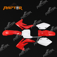 CRF150 dirt bike pit bike plastics cover fairing kits for sale