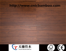 High Quality Solid parquet Carbonized Bamboo Flooring