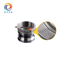 China Factory Direct Sale SS Fuel Quick Coupling