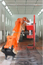 Commercial and industrial truck/bus spray Booth, CE&ISO Approved
