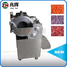 After-sales Service Provided onion dice machine/tomato dicing machine/vegetable salad cutting machine