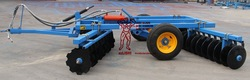 disc harrow agriculture machine farm equipment and implement