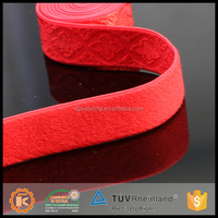 Most popular cheap eco-friendly various style jacquard elastic band