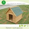 Hot selling custom design outdoor wooden large dog house