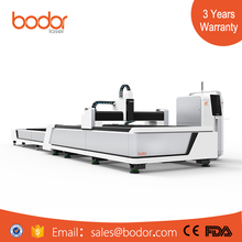 Exchange plate table flatbed laser cutting machine stainless steel brass cutter