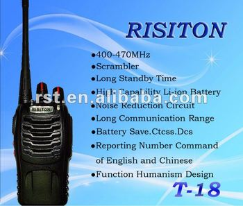 cheap walkie talkie 400-470MHz two way radio 5km ham radio